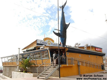 Best Seafood Restaurant In Valparaiso Chile