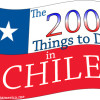 Our 200 things to do in Chile list