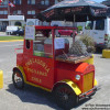 Cart selling Nuts and Mote con Huesillos in Puerto Varas