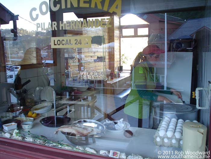 Cocineria at Angelmó